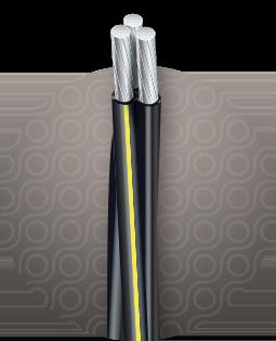 Cerrowire Aluminum Triplex 600V